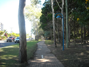 The Esplanade, Hervey Bay